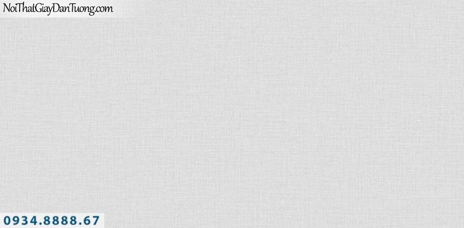 J 100   Giấy dán tường J100 Hàn Quốc, giấy dán tường đơn giản màu xám 9374-5   Thi công giấy dán tường quận 3