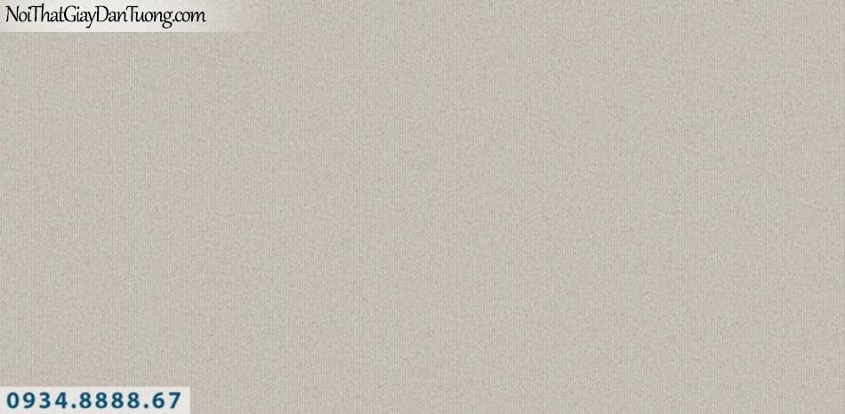 J 100   Giấy dán tường J100 Hàn Quốc, giấy gân trơn màu xám vàng 9379-3   thi công giấy dán tường Gò Vấp