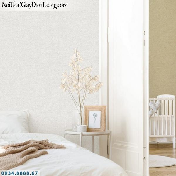 J100 2019 - 2020 | Giấy dán tường J100 mới | giấy gân màu xám tím | phòng ngủ đẹp 9389-3 - 9389-5