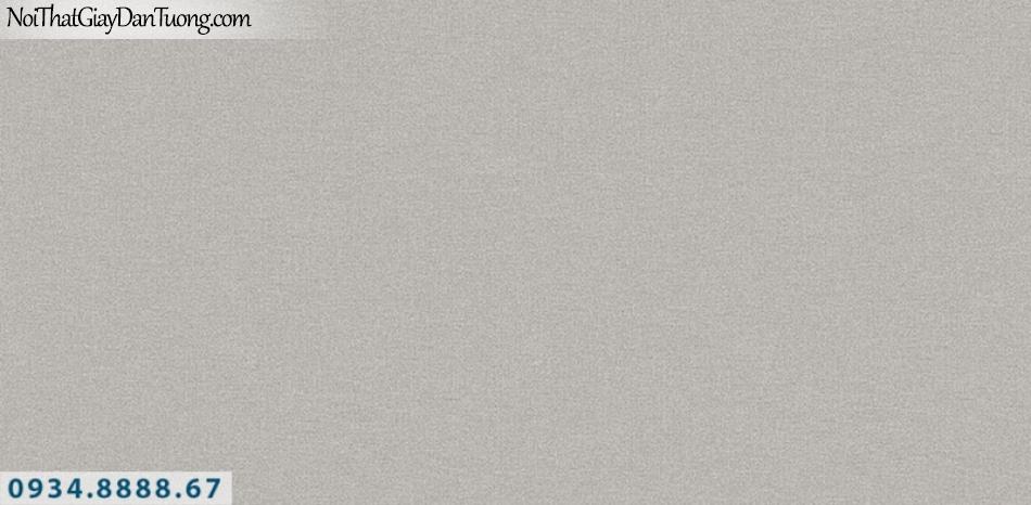 J100 2019 - 2020 | Giấy dán tường J100 mới | giấy gân trơn màu xám 9389-4 | cách chọn giấy dán tường cho phòng ngủ nhỏ