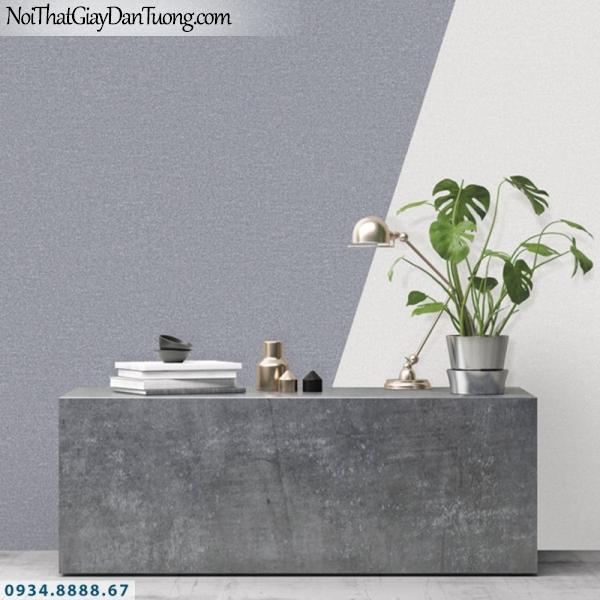 J100 2019 - 2020 | Giấy dán tường J100 mới |giấy màu sáng kết hợp màu tối 9395-3 - 9395-1