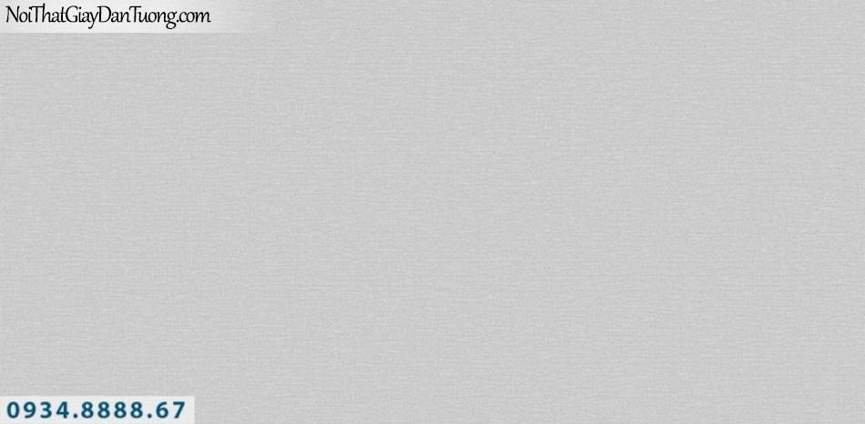 J100 2019 - 2020 | Giấy dán tường J100 mới | giấy trơn màu xám, màu lông chuột, xám tro 9391-5