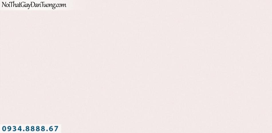 J100 2019 - 2020 | Giấy dán tường Hàn Quốc J100| giấy gân trơn gân màu hồng nhạt 9398-2 | bán giấy dán tường phòng bé gái