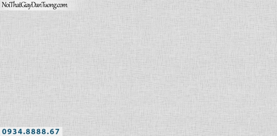 J100 2019 - 2020 | Giấy dán tường Hàn Quốc J100| giấy gân trơn gân màu xám 9397-5 | nhận thi công giấy dán tường