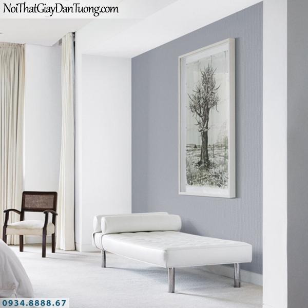 J100 2019 - 2020 | Giấy dán tường Hàn Quốc J100| giấy gân trơn gân màu xám | Bán giấy dán tường phòng ngủ