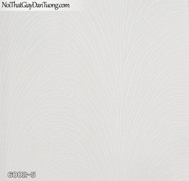 New Luck   Giấy dán tường New Luck 2019 - 2020   giấy dán tường giả rèm cửa, rèm sân khấu, cửa sổ 6002-5   giấy vân màu trắng, giấy gân