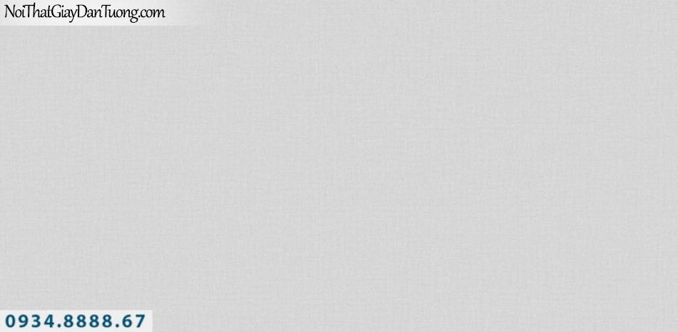 J100 2019 - 2020   Giấy dán tường Hàn Quốc J100  giấy dán tường gân trơn màu xám 9401-7