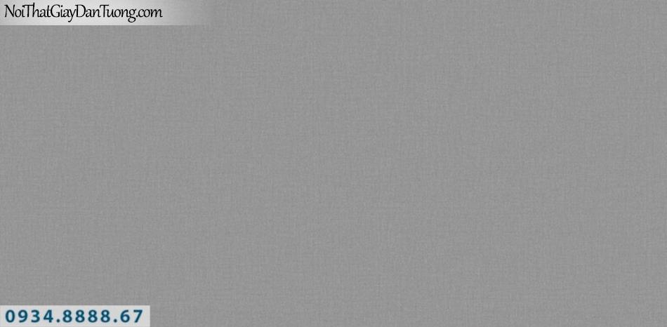 J100 2019 - 2020 | Giấy dán tường Hàn Quốc J100| giấy dán tường gân trơn màu xám, giấy dán tường dự án 9401-9