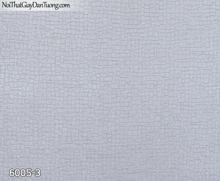 New Luck | Giấy dán tường New Luck 2019 - 2020 | giấy dán tường gân họa tiết hình vuông nhỏ màu xám tím 6005-3