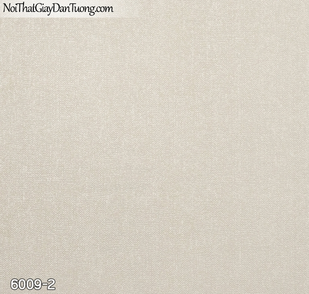 New Luck | Giấy dán tường New Luck 2019 - 2020 | giấy dán tường gân màu vàng nhạt 6009-2