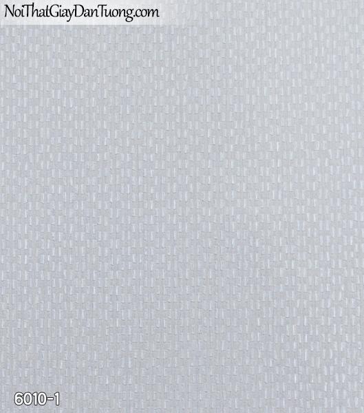 New Luck | Giấy dán tường New Luck 2019 - 2020 | giấy dán tường gân màu xám 6010-1