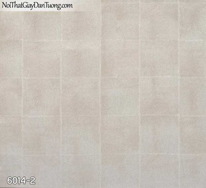New Luck | Giấy dán tường New Luck 2019 - 2020 | giấy dán tường hình ô vuông màu vàng 6014-2, hình con thoi