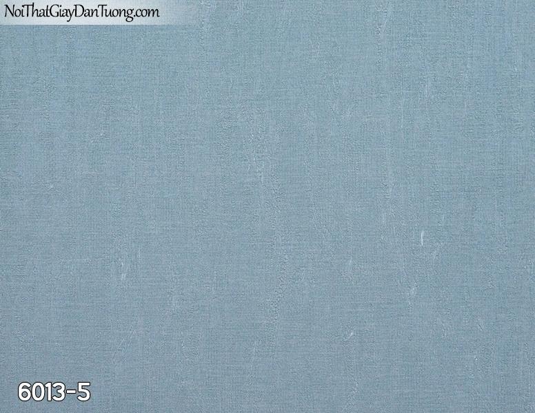 New Luck | Giấy dán tường New Luck 2019 - 2020 | giấy dán tường màu xanh dương, xanh da trời, xanh nước biển 6013-5