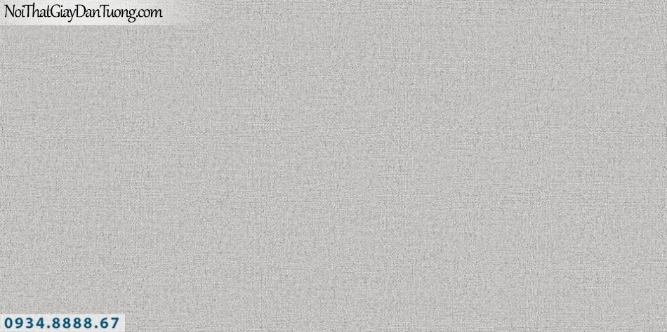 SOHO | Giấy dán tường SOHO 2019 - 2020 | Giấy dán tường đơn sắc gân trơn màu xám vàng, vàng nhạt 56086-4