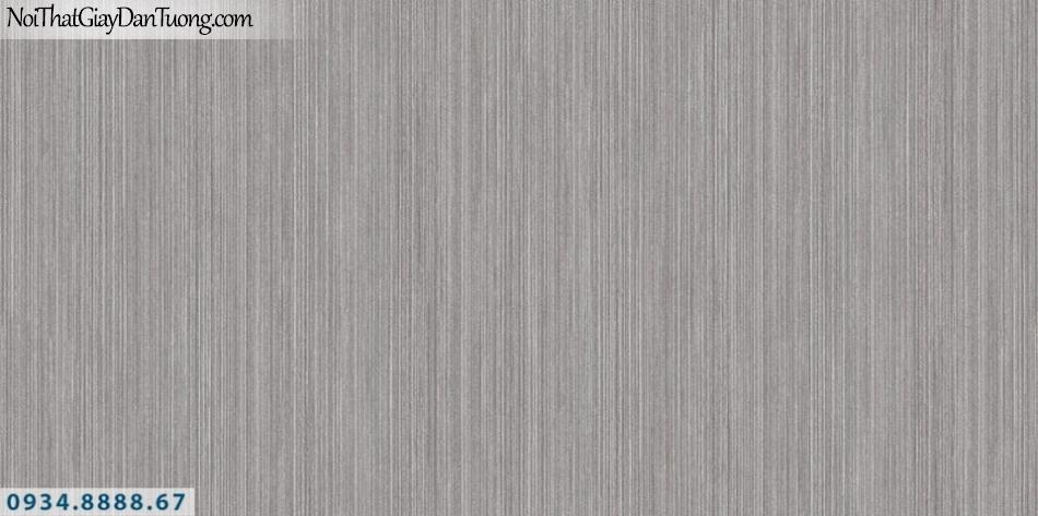 SOHO | Giấy dán tường SOHO 2019 - 2020 | Giấy dán tường màu đơn sắc, màu xám, sọc nhuyễn 56097-5