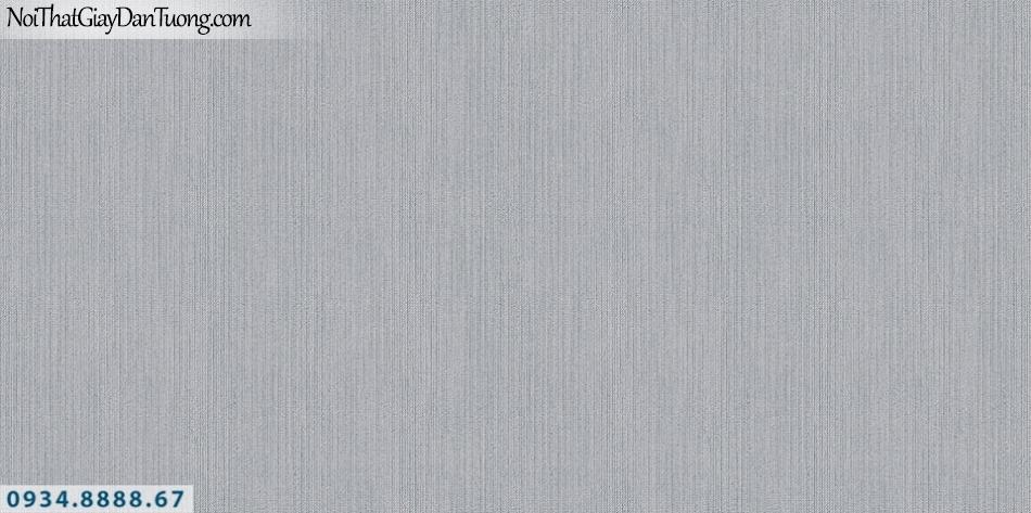 SOHO | Giấy dán tường SOHO 2019 - 2020 | Giấy dán tường trơn gân, đơn sắc, sọc nhuyễn màu xám 56089-7