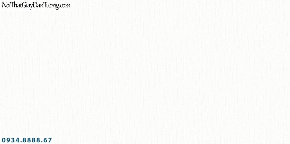 SOHO | Giấy dán tường SOHO 2019 - 2020 | giấy dán tường màu trắng sáng có sọc chấm bi nhỏ mờ 56111-1