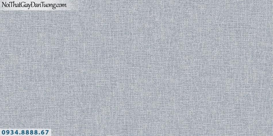 SOHO | Giấy dán tường SOHO 2019 - 2020 | giấy dán tường gân trơn màu xám, giấy một màu đơn sắc 56108-6