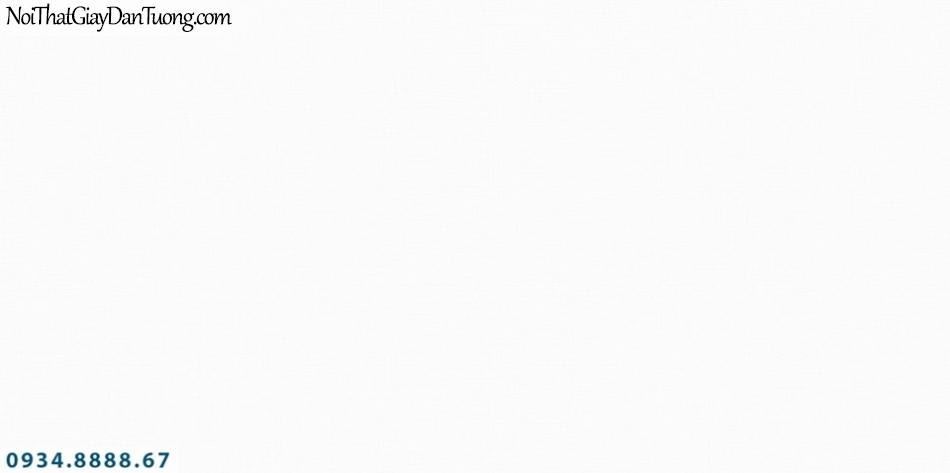 SOHO | Giấy dán tường SOHO 56113-1 | giấy dán tường gân trơn màu trắng sáng