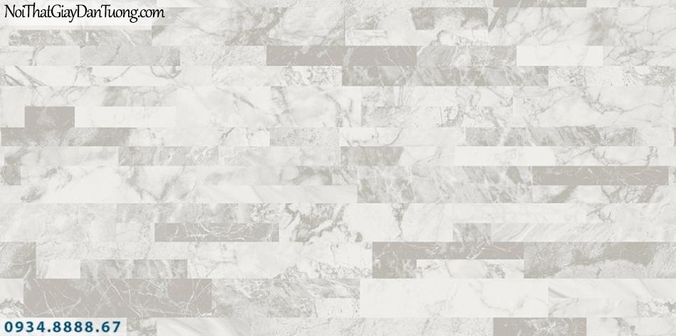 SOHO | Giấy dán tường SOHO 56114-1 | giấy dán tường giả gạch, giả đá hoa cương, đá granite