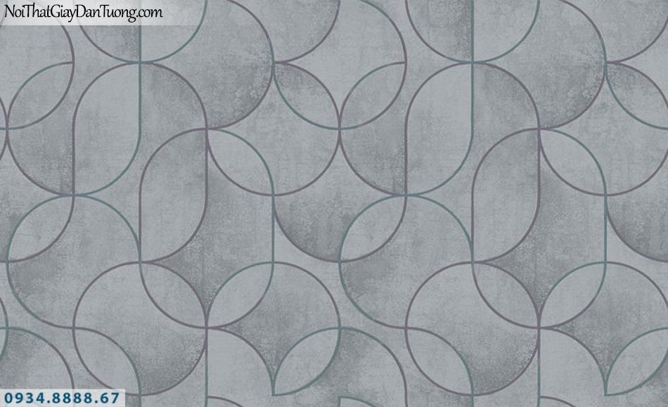 SOHO | Giấy dán tường SOHO 56118-2 | giấy dán tường hoa văn họa tiết nhiều hình dạng