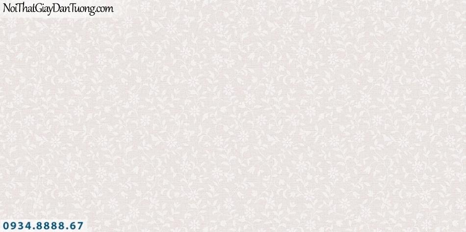 SOHO | Giấy dán tường SOHO 56120-2 | giấy dán tường hoa văn nhỏ màu hồng