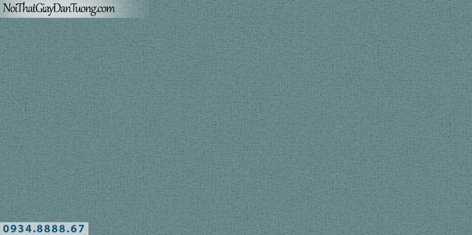 SOHO | Giấy dán tường SOHO 56121-5 | giấy dán tường gân trơn màu xanh ngọc
