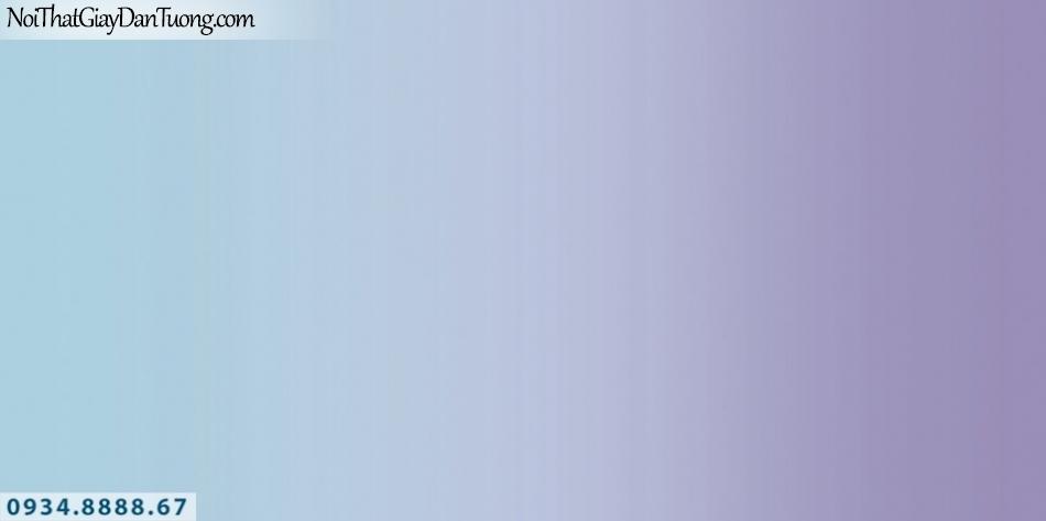 SOHO | Giấy dán tường SOHO 56122-2 | giấy dán tường chuyển màu, màu xanh tím, màu blen
