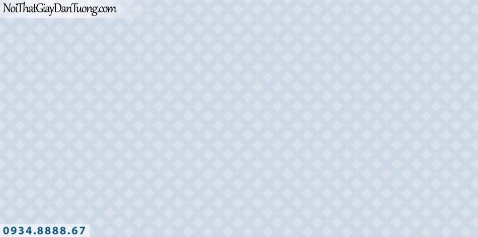 SOHO | Giấy dán tường SOHO 56123-2 | giấy dán tường họa tiết ca rô màu xám