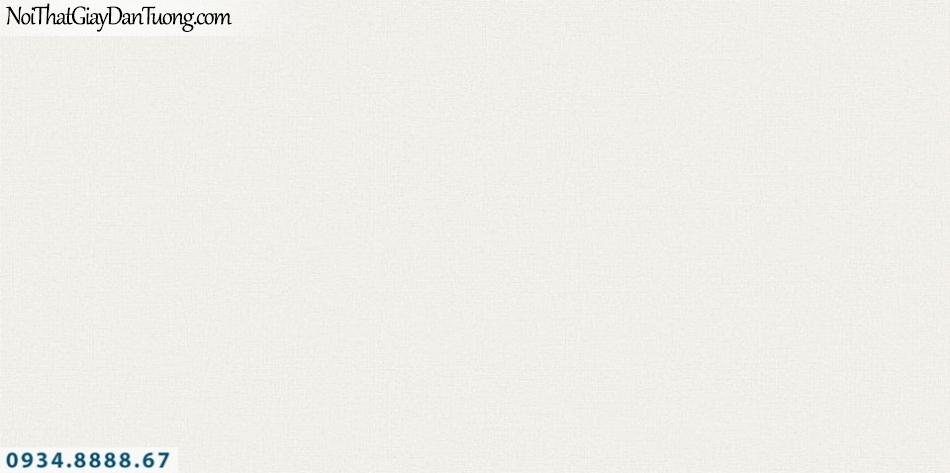 SOHO | Giấy dán tường SOHO 56128-7 | giấy dán tường màu trắng kem, giấy gân trơn