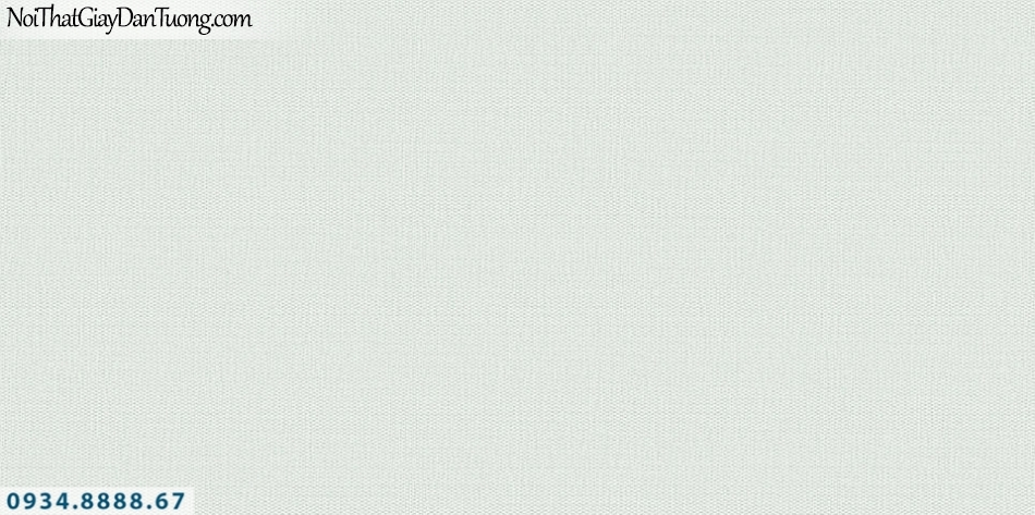 SOHO | Giấy dán tường SOHO 56129-4 | giấy dán tường gân trơn màu xanh lợt