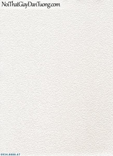 SOHO | Giấy dán tường SOHO 66000-1 | giấy dán tường gân màu trắng sáng