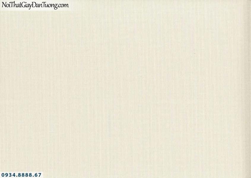 Lily | Giấy dán tường Lily giấy dán tường kẻ sọc nhỏ màu vàng kem, sọc thẳng