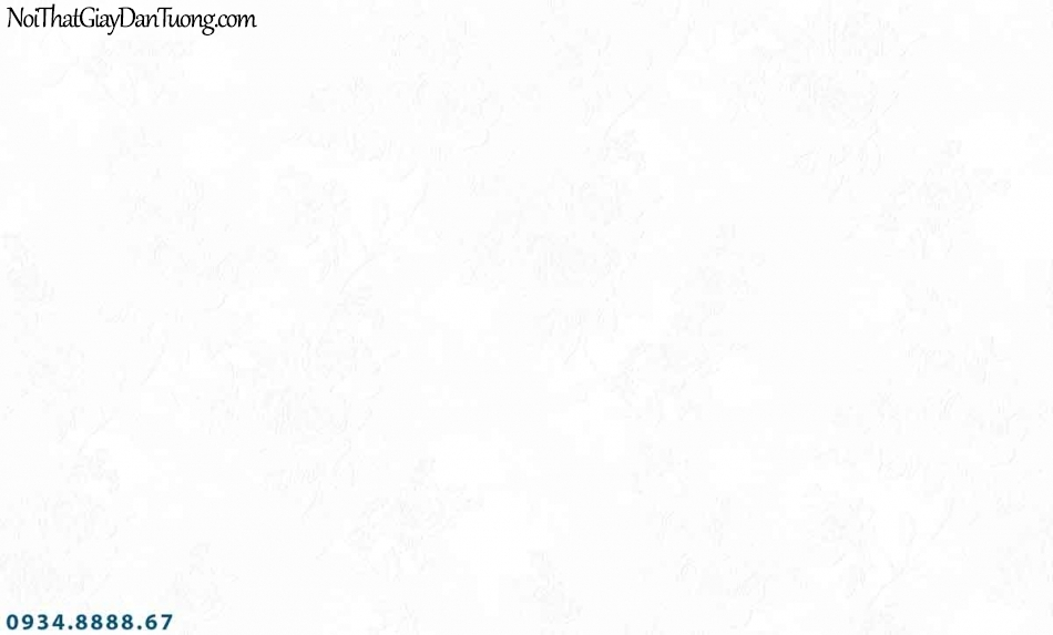 Lily | Giấy dán tường Lily 36011-1 | giấy dán tường bông hoa dây leo màu trắng, màu trắng kem, trắng sáng