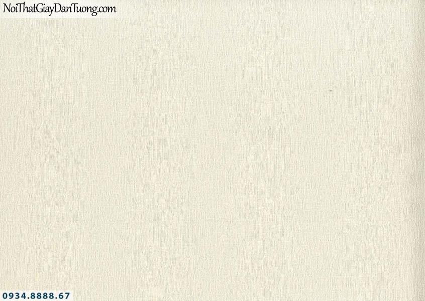 Lily | Giấy dán tường Lily 36012-1 | giấy dán tường gân trơn màu vàng kem, giấy trơn đơn sắc
