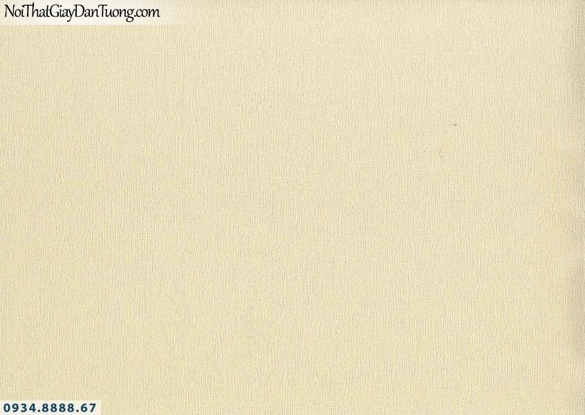 Lily | Giấy dán tường Lily 36012-3 | giấy dán tường gân trơn đơn sắc màu vàng