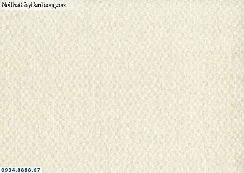 Lily | Giấy dán tường Lily 36015-1 | giấy dán tường gân trơn màu vàng kem, màu kem đẹp