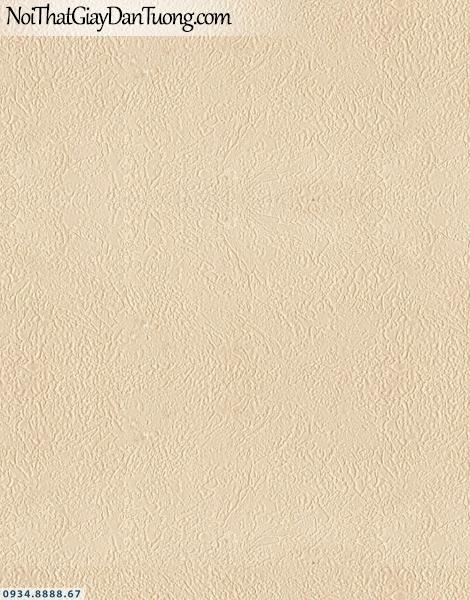 Martina | giấy dán tường Martina MGM1022 | giấy dán tường trơn gân màu vàng cam, giấy gân trang trí nội thất hiện đại