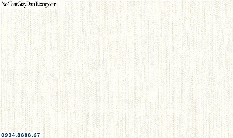 FLORIA | Giấy dán tường Floria 7714-1 | giấy dán tường dạng gân màu kem, màu vàng kem