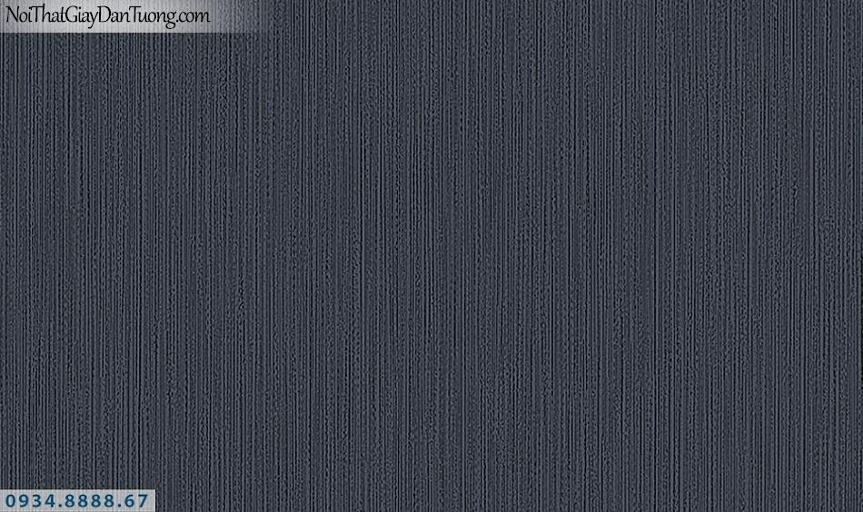 FLORIA | Giấy dán tường Floria 7714-4 | giấy dán tường sọc nhỏ màu đen, sọc nhuyễn đen, kẻ sọc thẳng