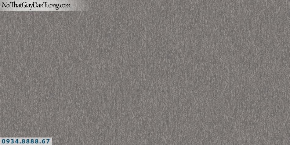 FIESTA | Giấy dán tường màu nâu, giấy gân chìm, họa tiết ẩn | Giấy dán tường Fiesta 23033