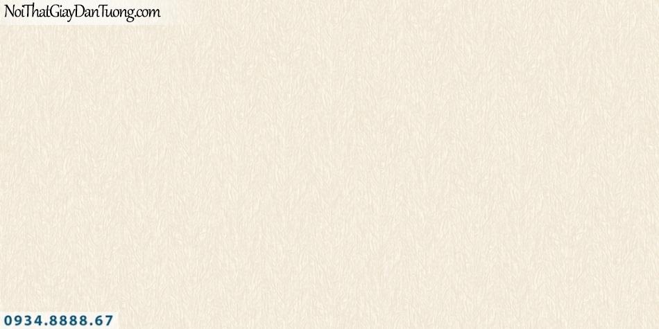 FIESTA | Giấy dán tường màu vàng kem, giấy gân trơn họa tiết chìm, ẩn | Giấy dán tường Fiesta 23035