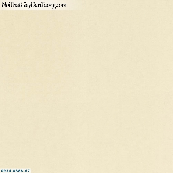 URANUS | Giấy dán tường gân trơn đơn sắc gân sần màu vàng, vàng kem | Giấy dán tường Uranus 52029-4