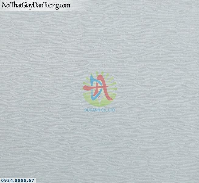 URANUS | Giấy dán tường gân trơn, gân sần, gân nhám màu xanh lơ, xanh dương nhạt | Giấy dán tường Uranus 52044-3