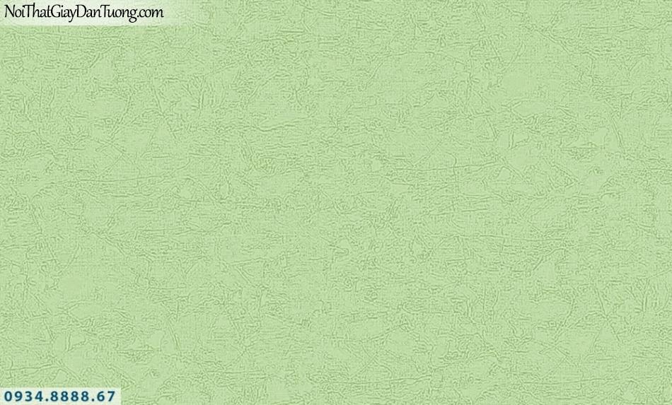 GRAVENTO | Giấy dán tường màu xanh ngọc, xanh lá cây, xanh cốm, giấy gân trơn, gân sần một màu đơn sắc | Giấy dán tường Gravento PM345816