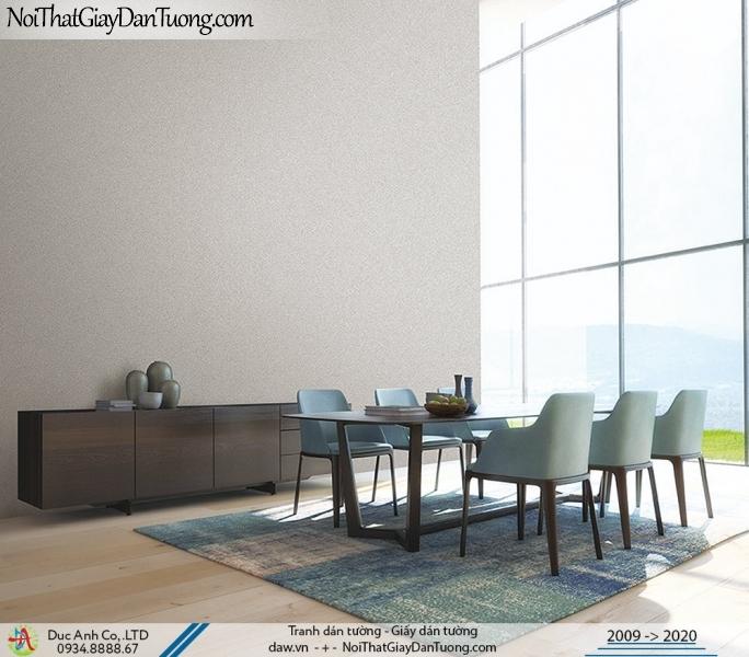 ARTBOOK | Giấy dán tường gân trơn đơn sắc màu xám, giấy 1 màu | Giấy dán tường Hàn Quốc Artbook 57180-3