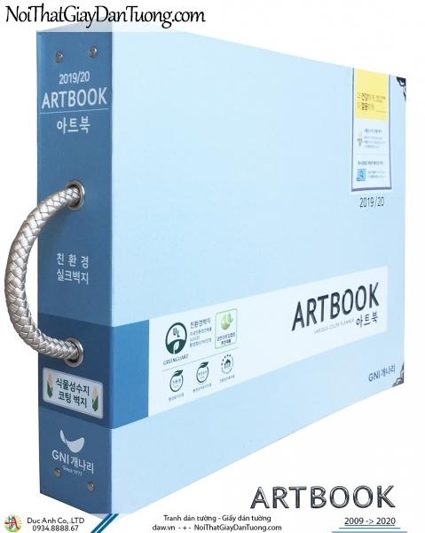 ARTBOOK | Giấy dán tường Hàn Quốc Artbook