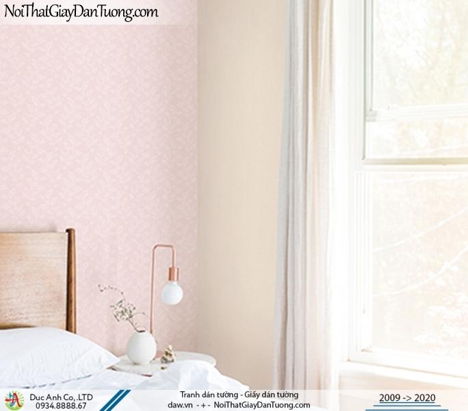 ARTBOOK | Giấy dán tường màu hồng, giấy dạng gân trơn không có hoa văn | Giấy dán tường Hàn Quốc Artbook 57171-2 - 57186-2