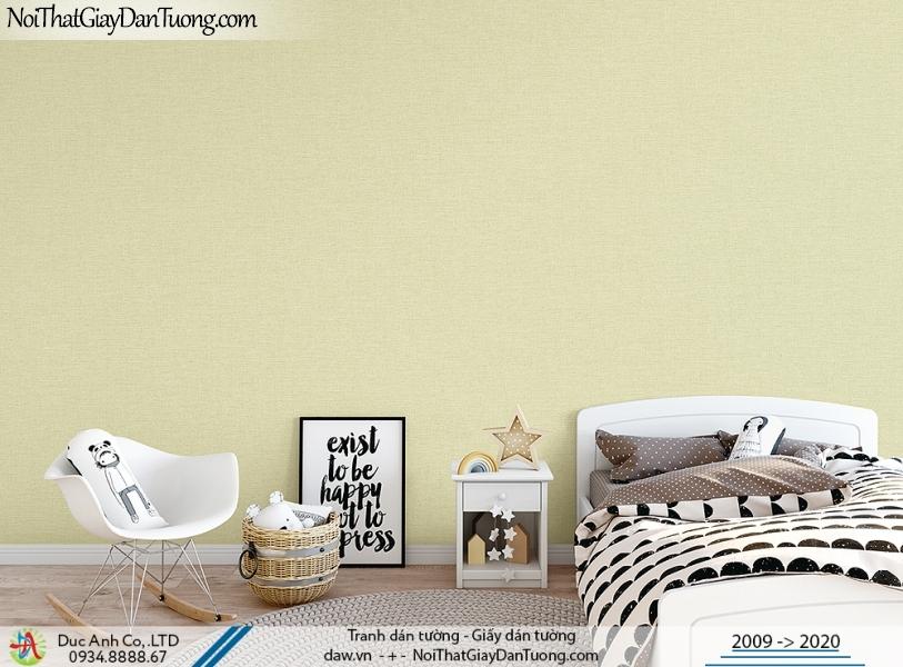 ARTBOOK | Giấy dán tường màu vàng đầy sức sống, tươi trẻ sáng tạo | Giấy dán tường Hàn Quốc Artbook 57173-3