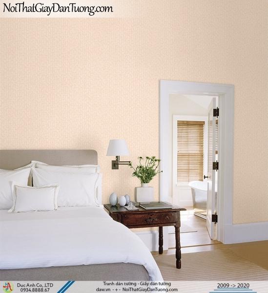 ARTBOOK | Giấy dán tường màu vàng hồng, vàng cam nhạt, giấy dạng gân sần | Giấy dán tường Hàn Quốc Artbook 57182-1